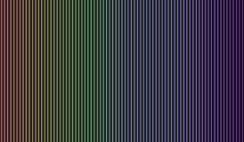 Abstract background with color strips Stock Image