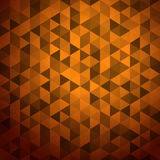 Abstract background of color triangles. Place your content Royalty Free Stock Images