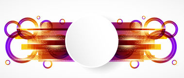 Abstract Background. Abstract Color Background. Vector illustration Stock Images