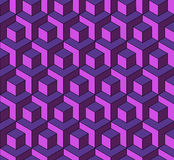 Abstract background with colored blocks. Raster 4 Royalty Free Stock Photography