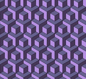 Abstract background with colored blocks. Raster 2 Stock Image