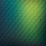 Abstract background of colored cells Stock Photography