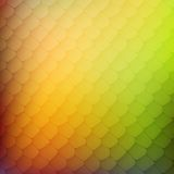 Abstract background of colored cells Stock Photos