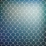 Abstract background of colored cells. Vector illustration for your business artwork Royalty Free Stock Photos