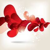 Abstract background with colored elements. This is file of EPS10 format Royalty Free Stock Image