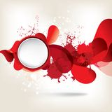 Abstract background with colored elements. This is file of EPS10 format royalty free illustration