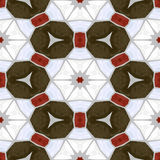 Abstract background. Colored glass mosaic, seamless background Royalty Free Stock Photos