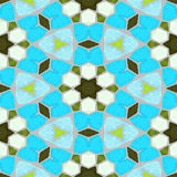 Abstract background. Colored glass mosaic, seamless background Stock Photo