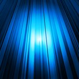 Abstract background with colored lines and light Stock Image