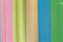 Abstract background of multicolored paper strips. the texture of the paper stock photos