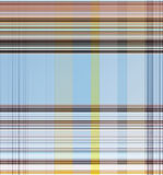 Abstract background with colored strips Royalty Free Stock Photography