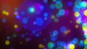 Abstract background with colored transparent circles bokeh. Computer generated 3d rendering. Abstract background with multicolored transparent circles bokeh vector illustration