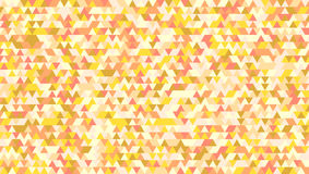 Abstract background of colored triangles, the horizontal vector illustration. Pattern with a geometric pattern, a mosaic. Of triangles Royalty Free Stock Photo