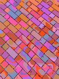 Abstract background. Colorful abstract background Royalty Free Stock Photos