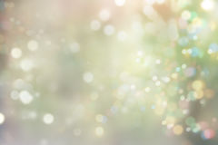 Abstract background. Colorful blurred circles abstract background Stock Photography