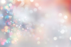 Abstract background. Colorful blurred circles abstract background Royalty Free Stock Photo