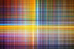 Abstract background with colorful blurred lines. Intersections, digital wallpaper pattern royalty free illustration
