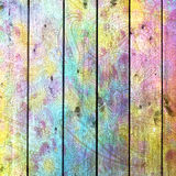 Abstract background colorful board. The background image for the design of picture books. Colorful wooden boards with texture Turkish cucumber Royalty Free Stock Images