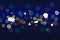 Abstract background. With colorful bokeh for background Stock Illustration