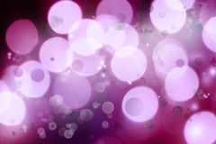 Abstract background. Colorful circles of light abstract background Royalty Free Stock Image