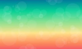 Abstract background colorful design style. Vector art Stock Image