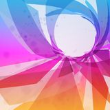 Abstract background, colorful elements. Abstract background, composition colorful elements Stock Photography