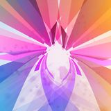 Abstract background, colorful elements. Royalty Free Stock Images