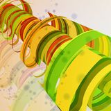 Abstract background, colorful elements. Stock Images