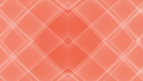 Abstract background with colorful glowing geometric shapes and lines.  stock illustration