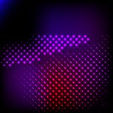Abstract background colorful lights on black,. Colorful composition Stock Photo