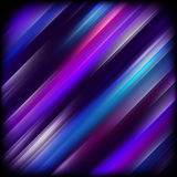 Abstract background with colorful lines. EPS 10. Vector file included Royalty Free Stock Photo
