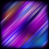 Abstract background with colorful lines. EPS 10. Vector file included Royalty Free Stock Photos
