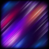 Abstract background with colorful lines. EPS 10. Vector file included Royalty Free Stock Image