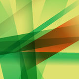 Abstract background with colorful overlapping layers Royalty Free Stock Images
