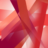 Abstract background with colorful overlapping layers Royalty Free Stock Photo