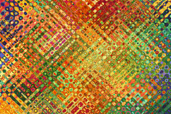 Abstract Background. A Colorful Abstract Paint Textured Background royalty free illustration