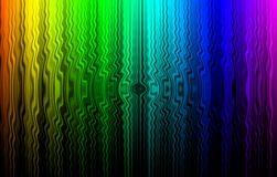 Abstract background of colorful patterns. Abstract background with beautiful colors. Creation of computer programs Royalty Free Illustration
