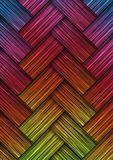 Abstract background with colorful rectangles. Vector illustration royalty free illustration