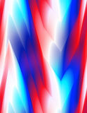 Abstract background, colorful red,white and blue. Abstract, colorful red, white and blue background, great for U.S.A. colors or any holiday party or celebration Stock Photos