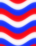 Abstract background, colorful red,white and blue. Royalty Free Stock Photo
