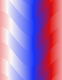 Abstract background, colorful red,white and blue. Royalty Free Stock Image