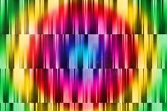 Abstract background with colorful shining random pattern Royalty Free Stock Image