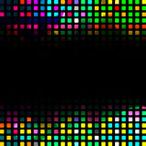Abstract  background. With colorful squares Stock Photo