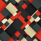 Abstract background with colorful squares. Business design template. Vector. Illustration vector illustration