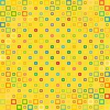 Abstract background with colorful squares and wavy thickness gradient. Abstract background with colorful squares and thickness gradient stock illustration