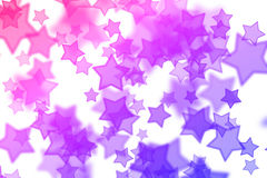 Abstract background with colorful star. Texture Stock Image