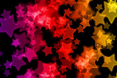 Abstract background with colorful star. Texture Royalty Free Stock Images