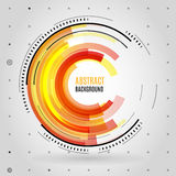Abstract background. Colorful vector illustration. EPS 10 royalty free illustration