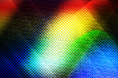 Abstract background,colorful  wave background. Square box Royalty Free Stock Image