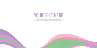 Abstract background colorful website header. Vector illustration stock illustration